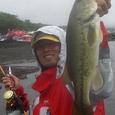 山中湖!41cm