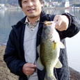 釣りボウさん!山中湖でご褒美バス!