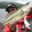 山中湖!46cm