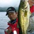 山中湖!42cm
