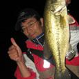 山中湖!45cm