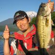 山中湖!44cm