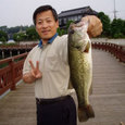 釣りボウさん!茨城の調整池で42cm
