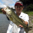 たれもんさん!河口湖44cm
