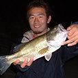 高滝湖 40cm