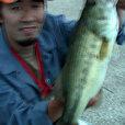 高滝湖 41cm