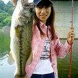 高滝湖 しゅりちゃんの40cm