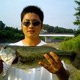 高滝湖 鮎さんの弟さん 47cm